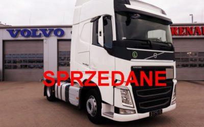 Oferta sprzedaży samochodu używanego: Volvo FH 4×2 – SPRZEDANE