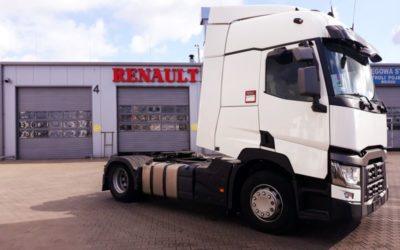 Oferta sprzedaży samochodu używanego: Renault T460